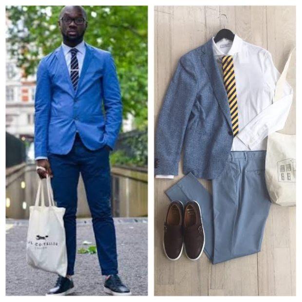 broken, suit, street, style