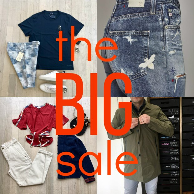sale collage